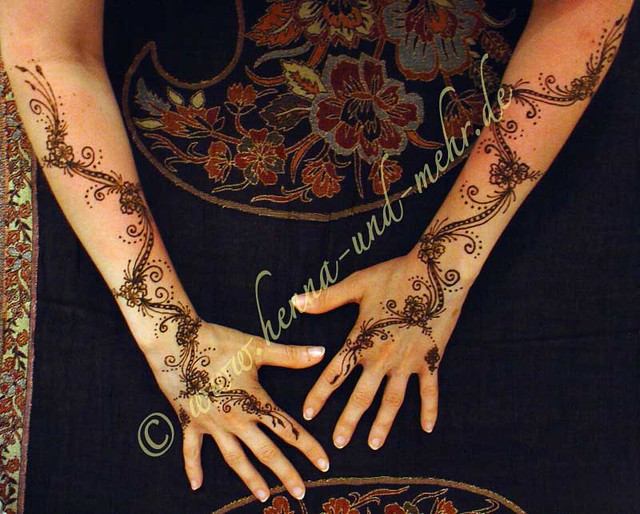 Mehndi Or Henna Like It Is Done In Yemen Henna Or Mehndi I Flickr