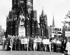 LHRAA March on Washington - Luther Place 2 | by elcaarchives