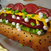 chicago dog cake redux