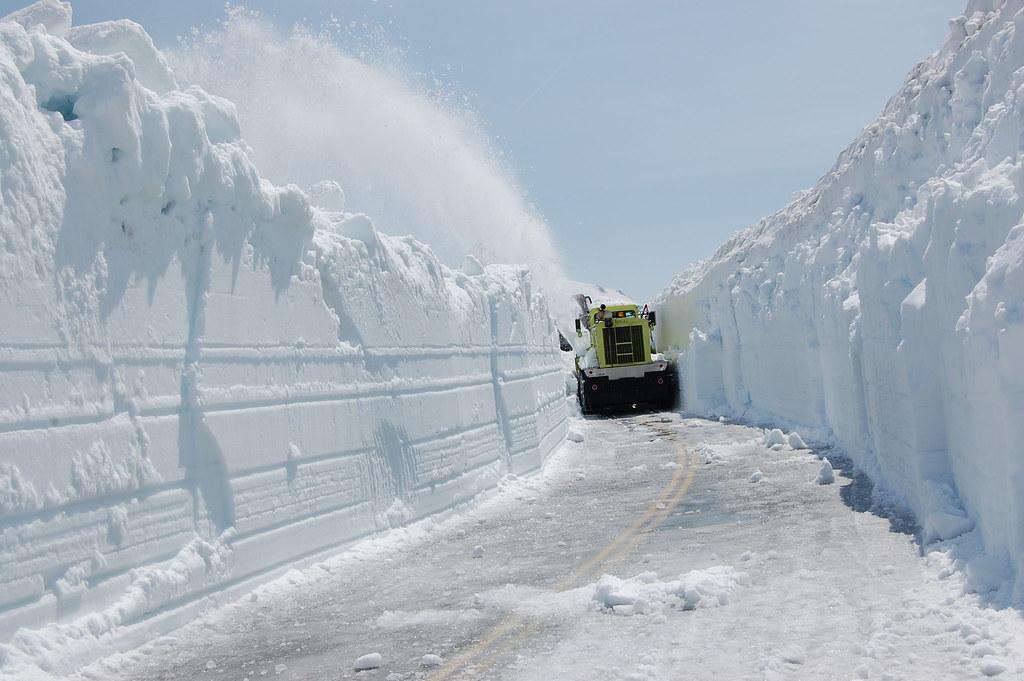 Sr 542 Clearing Mount Baker Highway Washington State