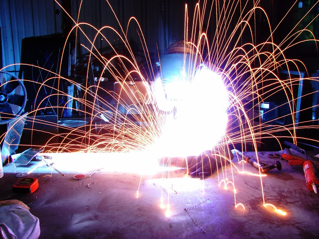 Welding Www Artandsteel Com Flickr