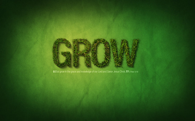 Grow Wallpaper