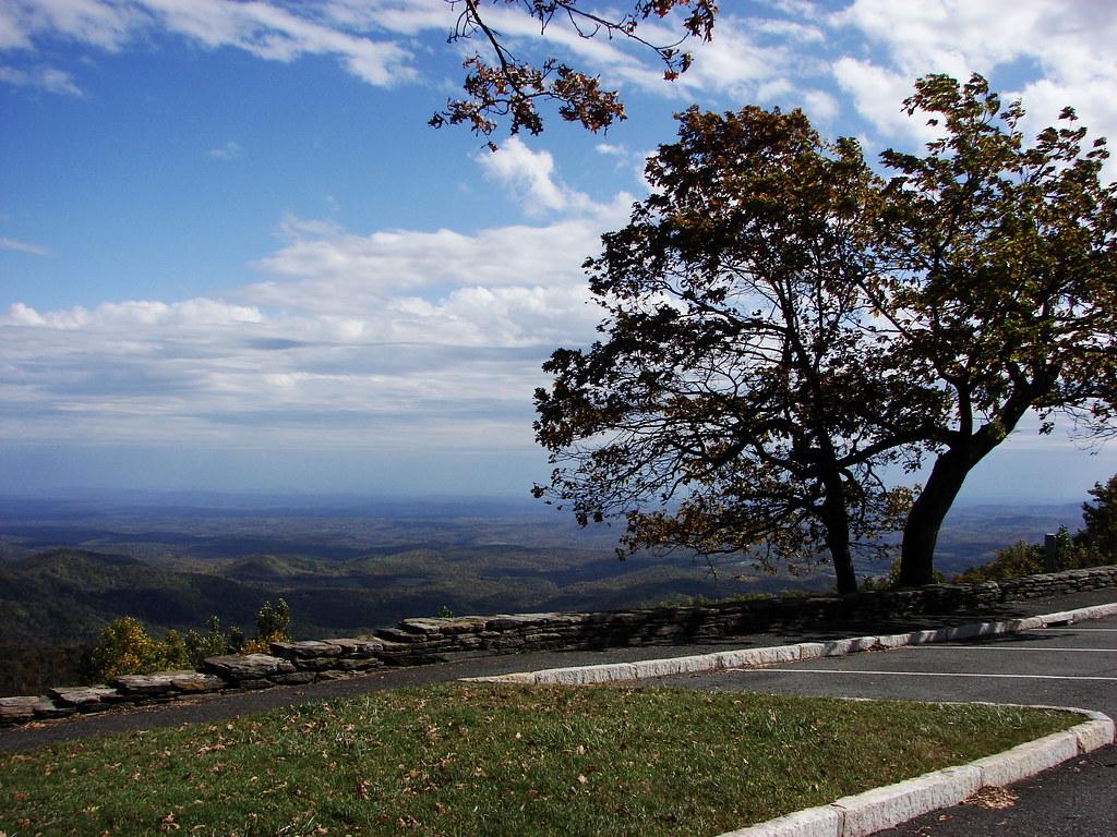 Blue Ridge Saddles Blue Ridge Parkway Rocky