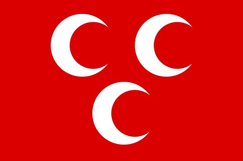 Ottoman Empire Flag During Ww1 Ottoman flag in...