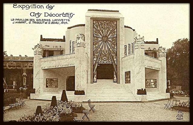 Exposition Internationale Des Arts D Coratifs Et Industriels Modernes Paris
