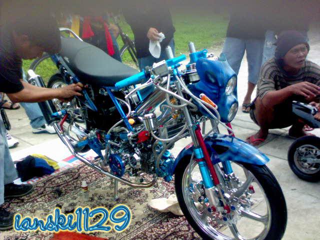 Honda Xrm Modified Motor Show At Pinoysiklo The