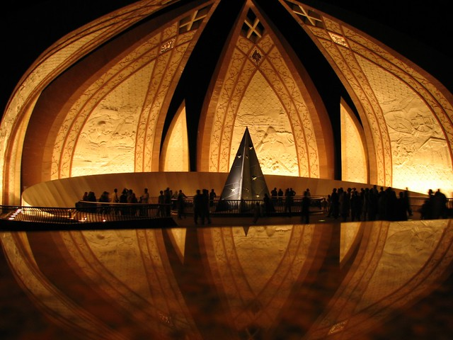 Pakistan Monument The National Monument In Islamabad