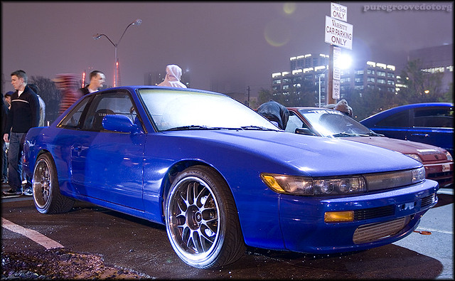 S14 With S13 Front End S13 Silvia Front End Coupe