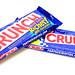 Old Crunch bar versus Now Even Richer Crunch Bar