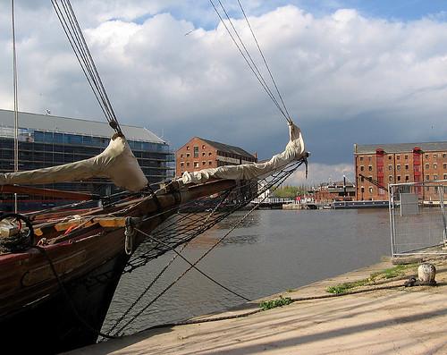 Gloucester docks 2