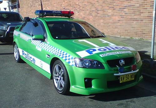 Police Cars