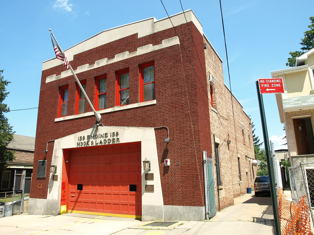 E158 FDNY Firehouse Engine 158, Mariners Harbor, Staten Is ...