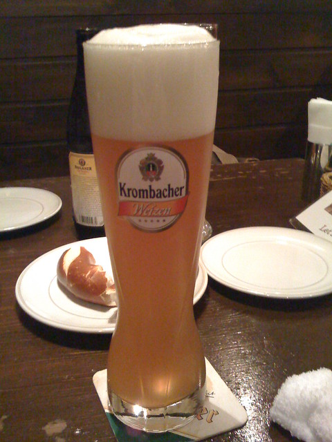 krombacher weizen flickr photo sharing