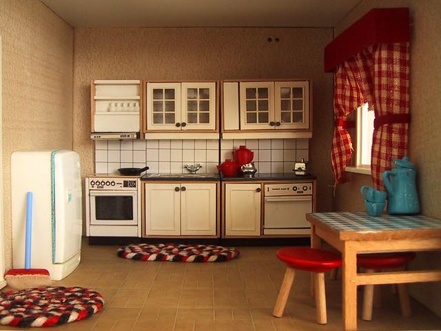 Blue Kitchen Cupboard Paint