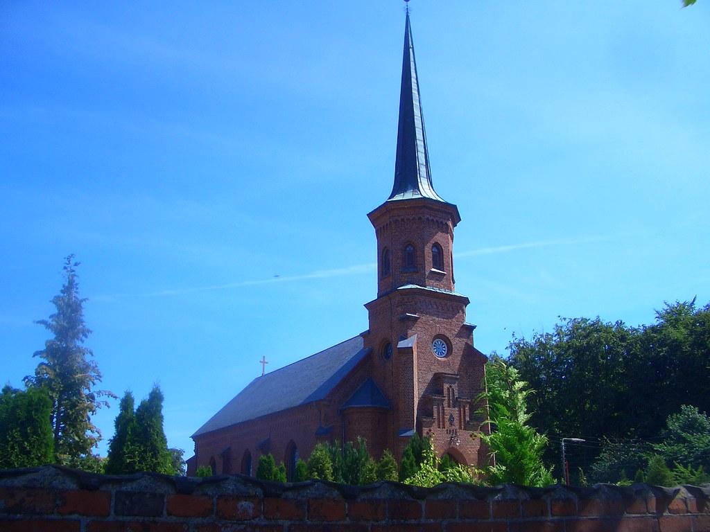 Hylleholt Kirke, 4654 Fakse Ladeplads | Kim C. Madsen | Flickr