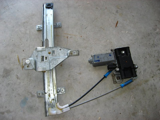 gm window motor regulator replacement 2001 pontiac grand