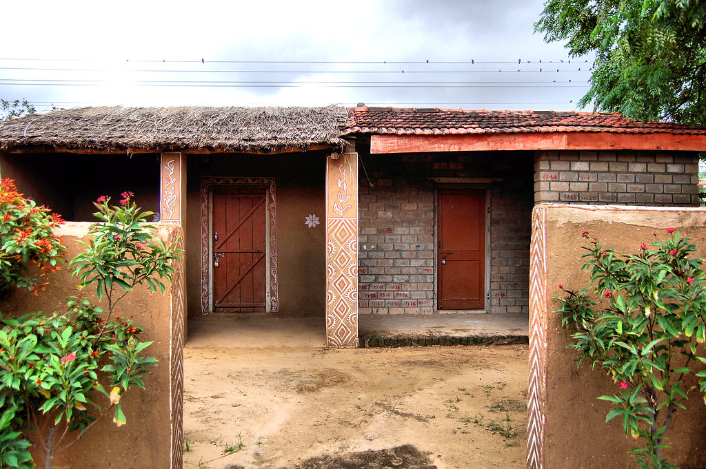 Kachcha Pukka Indian Vernacular Architecture Has Evolved