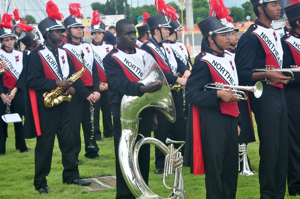 Northeast High School Band | Oakland Park, FL Oktoberfest ...