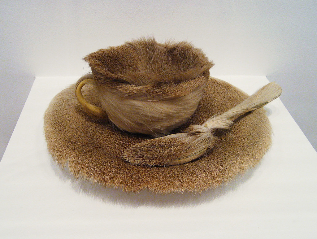 Object Paris 1936 Meret Oppenheim Swiss 1913 1985
