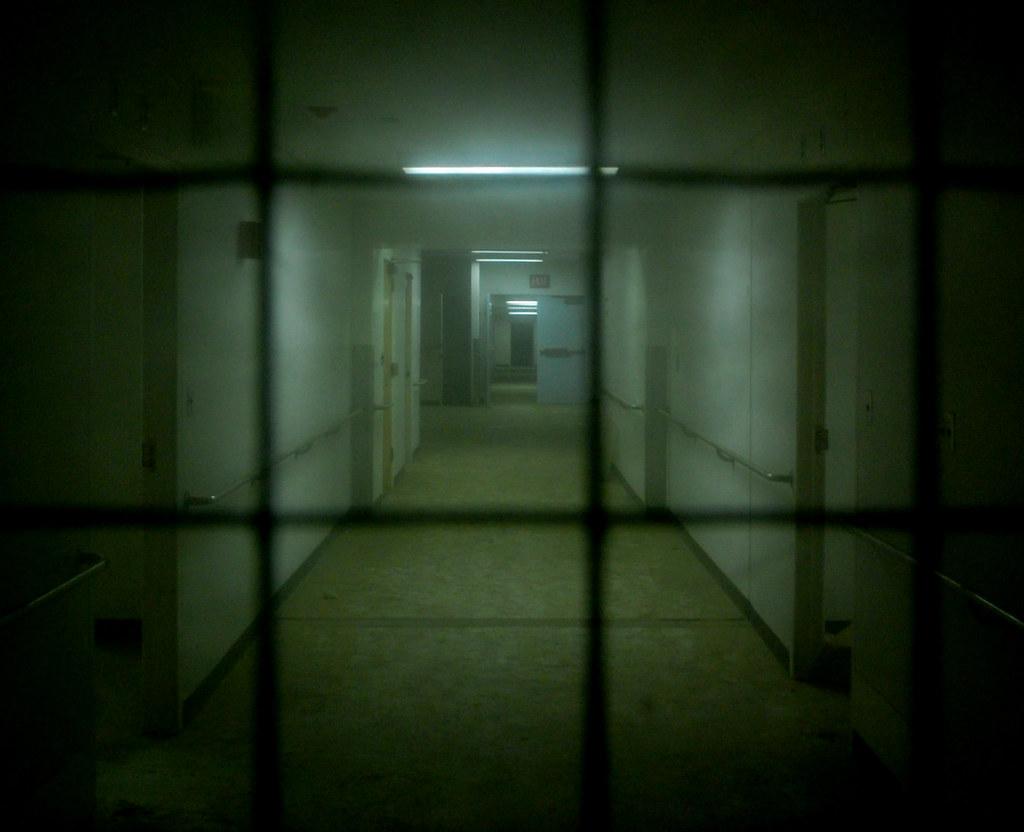 Dark Room Horror Game