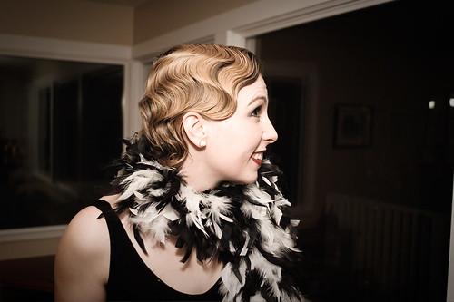 how to style 1940s hair brie does 1940s style hair flickr photo 6901