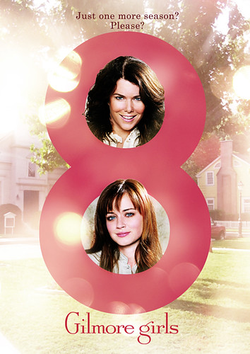 gilmore girls season 8 promotional poster created as a f flickr. Black Bedroom Furniture Sets. Home Design Ideas