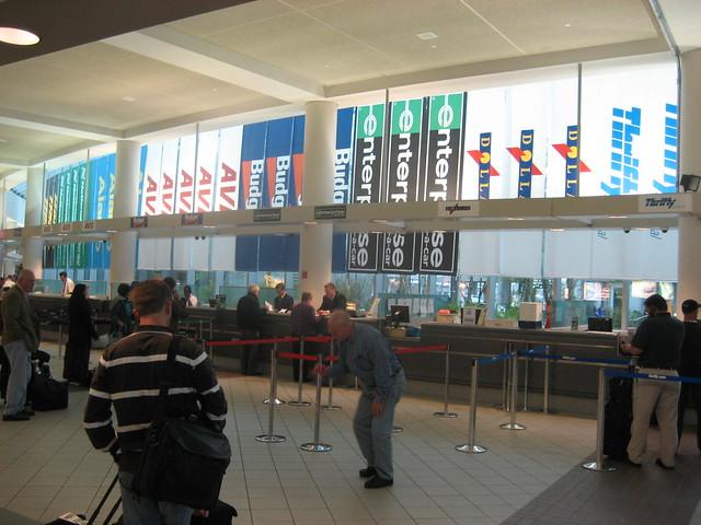 Advantage Rental Car Oklahoma City Airport