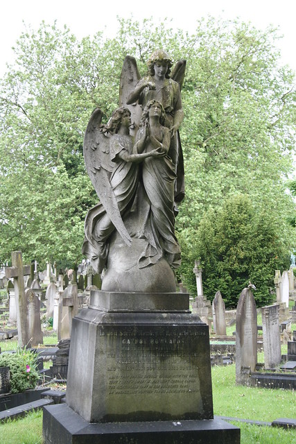 East Finchley Cemetery Flickr Photo Sharing