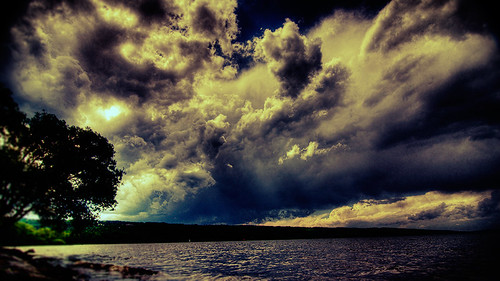Another Storm Over Cayuga | by [Adam Baker]