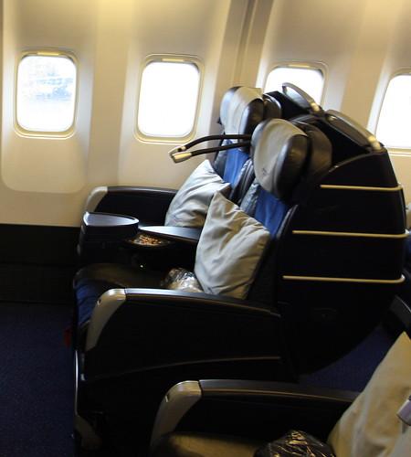 Aeroflot Business Class Boeing 767 300 Flickr Photo