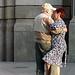 Tango en plaça de Catalunya