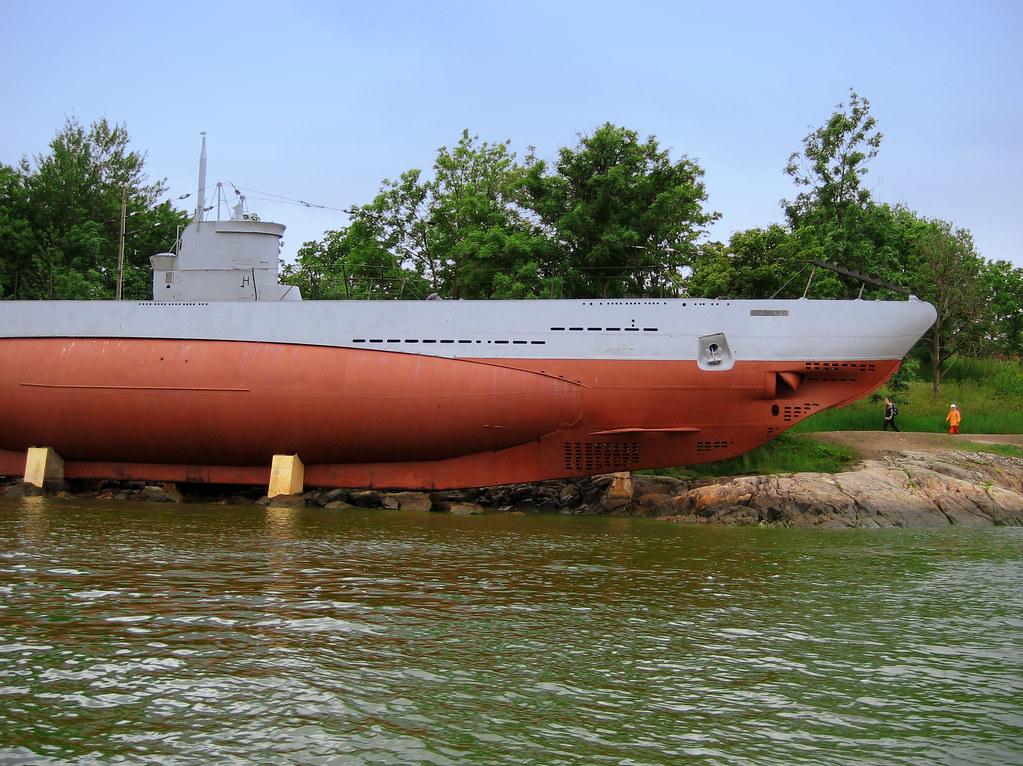 About >> Submarine Vesikko | The last surviving Finnish submarine ...