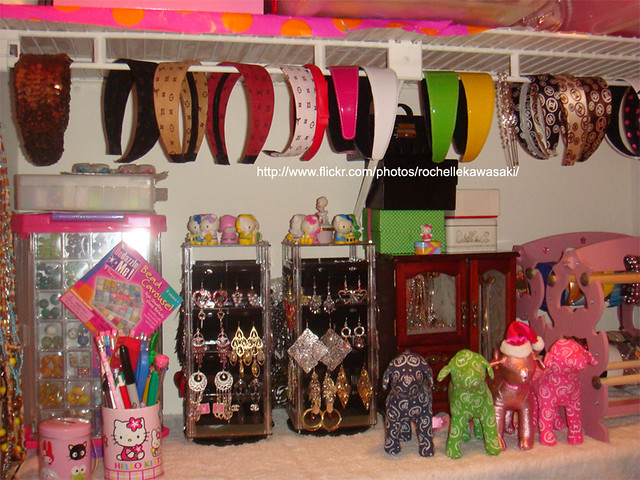 ... My Walk In Closet  Accessories Section. | By ♥ Confessions Of A  Shopaholic♥