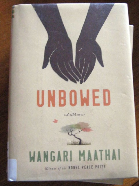 unbowed a memoir
