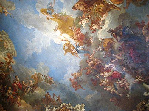 Unbelievable Ceiling Paintings The Ceiling Paintings In