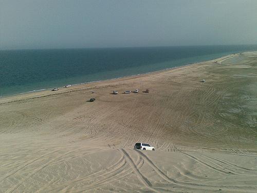 Mesaieed Qatar  city photos : riding on the sand dunes mesaieed qatar | Flickr Photo Sharing!