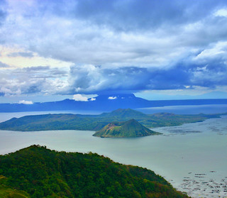 """The Smallest Active Volcano in the World"" 