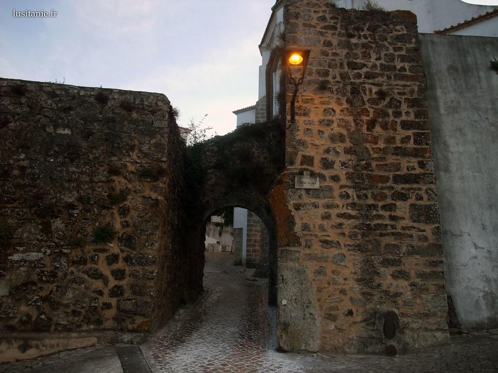 cidade velha ourem entrada