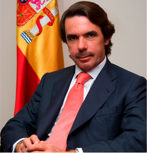 Jos 233 Mar 237 A Aznar Georgetown Global Forum On Competitiven