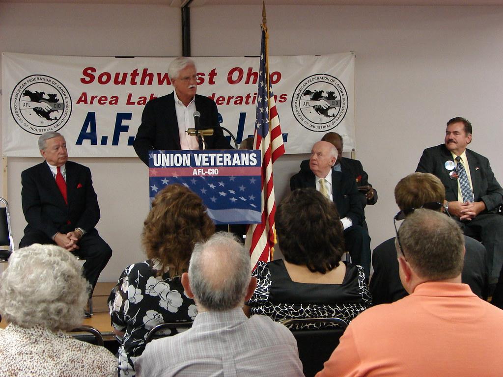 Ohio Vets Event In Dayton July 10 Joe Rugola Pres Of