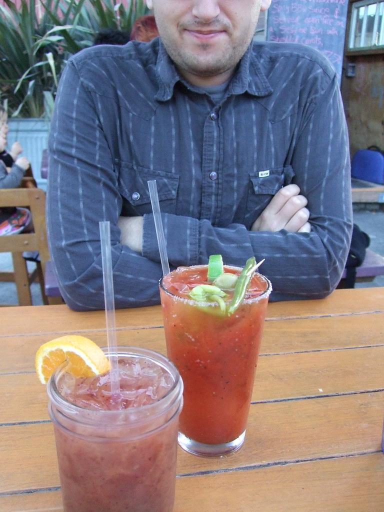 Best Bloody Mary In Newport Beach