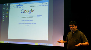 Ben Goodger and Google Chrome | by niallkennedy