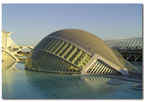 City of the Arts and the Sciences of Valencia, Spain, by jmhdezhdez | by jmhdezhdez