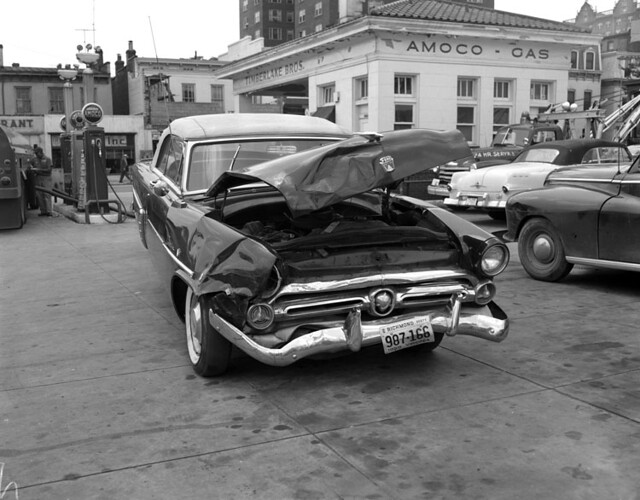Wrecked Car Title Wrecked Car Creator Adolph B Rice
