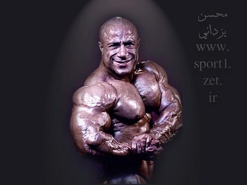 mohsen yazdani | iranian bodybuilding | king mostafa | Flickr