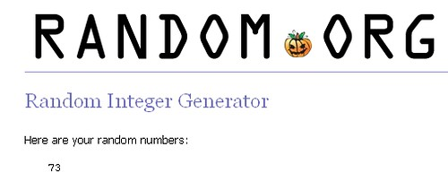 Fall Bloggy Giveaway winner | by the_angel_forever