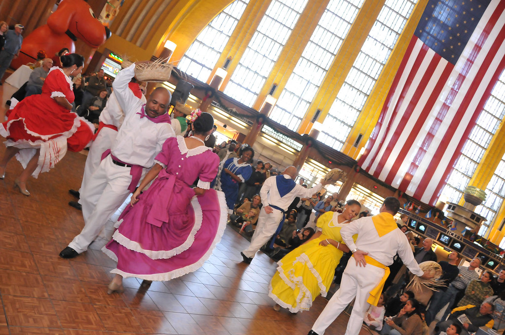 Latin American Culture Fest Photo By Taren Frazier Flickr