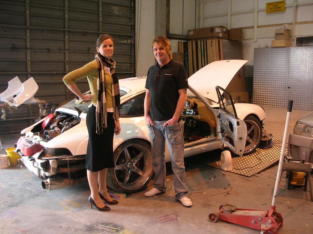 Jpg Fiona Amp Jamie Shaw Of Carisma Motors Home To Mtv