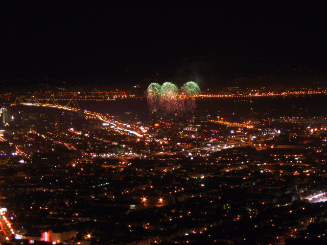 Image result for Twin Peaks Fireworks