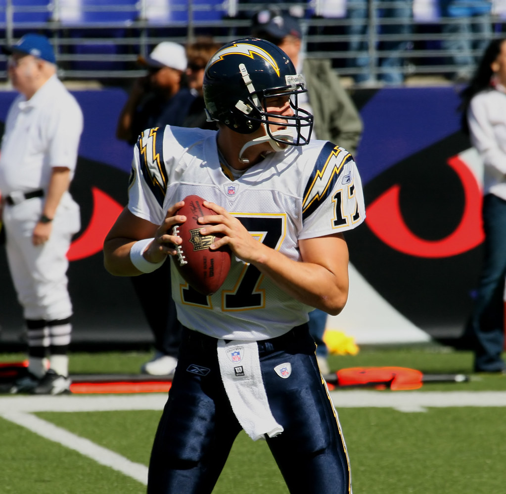 San Diego Chargers Forums: PHILIP RIVERS OF THE SAN DIEGO CHARGERS
